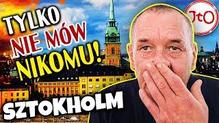 Sztokholm – tylko nie mów nikomu, gdzie pracowałeś!