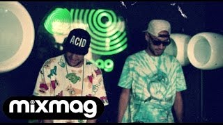 AMINE EDGE & DANCE G House DJ Set In Mixmag's Lab