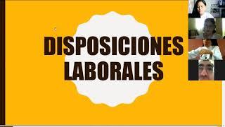 Julio/Taller online: Ley de Apoyo Humanitario -Ecuador