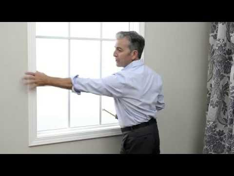 Video for Cloud White 84 x 50-Inch Grommet Curtain Single Panel