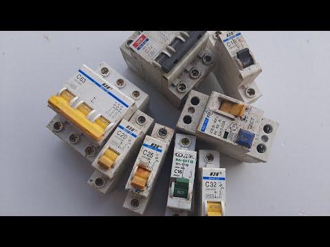 а вы знали сколько серебра в автоматических выключателях РФ.
