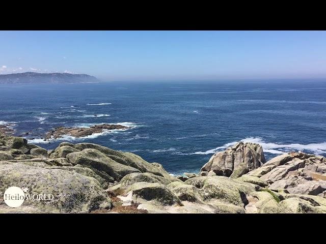 Ausblick am Faro de Punta Nariga II