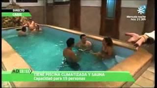 preview picture of video 'Casas de Grazalema en Andalucia Directo de Canal Sur Televisión'