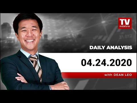 Analisis harian Instaforex - 24 April 2020