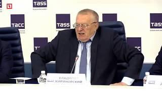 Жириновский и выборы
