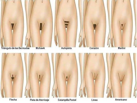 come depilare la vagina