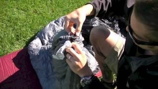 Gear Review on the Sea To Summit Micro II Sleeping Bag