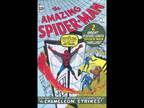 Amazing Spider-Man issue #1