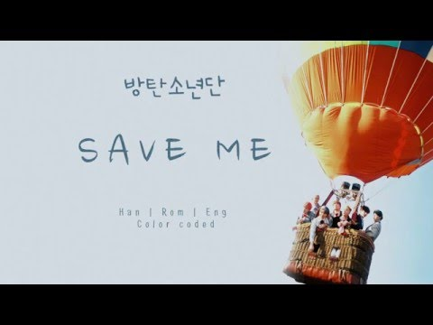 BTS LYRICS - Save Me - Wattpad
