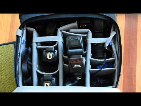 Packing for an indoor portrait photo shoot
