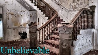 The Mansion Of All Abandoned Mansions - Womens & Childrens Asylum