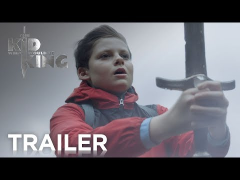 The Kid Who Would Be King | Latest Hollywood Movie 2019