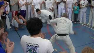 preview picture of video 'III festival capoeira brasil Châtellerault Mars 2013'