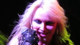 Doro - Love Me In Black Atlanta March 1 2016