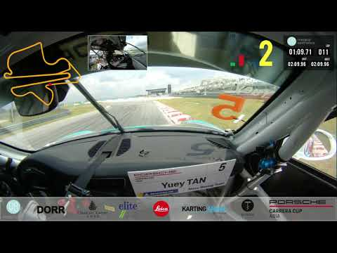 Yuey Tan - ONBOARD - Sepang International Circuit 2019