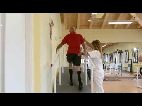 Ripristinare le articolazioni dellanca