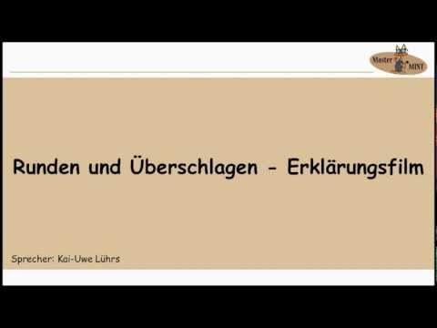 Cover: Runden und Überschlagen - Erklärungsfilm - YouTube