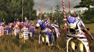 Medieval II Total War Kingdoms Britannia Campaign - Intro & First Battles