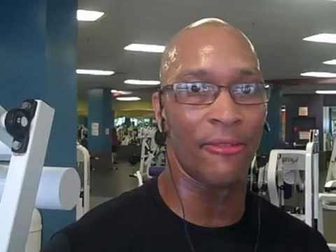 La quantité de muscles chez la personne