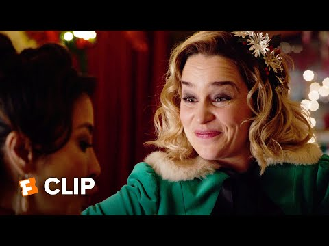 Last Christmas Movie Clip - Santa Explains Her Name (2019) | Movieclips Coming Soon
