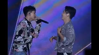 190328 Monster Kpop in Taiwan - Super Junior D&E - 'Bout You 머리부터 발끝까지