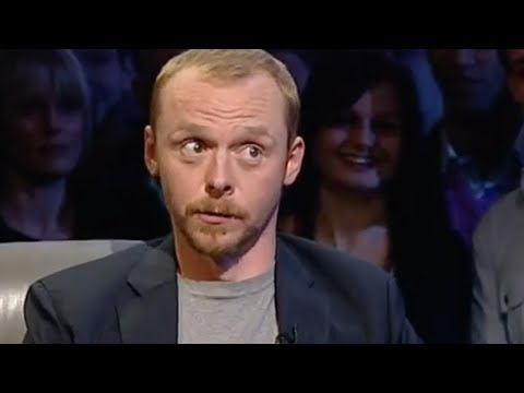 Simon Pegg Interview & Lap | Top Gear