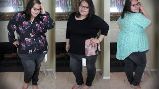 Plus Size clothes Unboxing | Dia & Co Try-On|