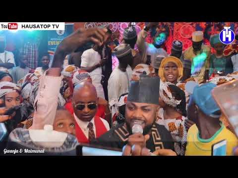 Adam A Zango Yana Cashewa A Bikin Ado Gwanja | HausaTop Tv
