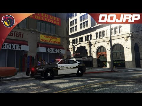 Gta5 gameplay doj rp come a join to help community - смотреть онлайн
