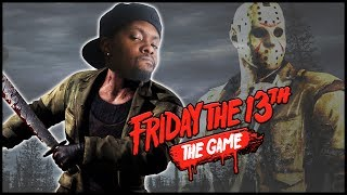 TRYING TO KILL MY LITTLE BROTHER! - Friday The 13th Gameplay Ep.12