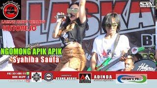 SYAHIBA SAUFA KUTOREJO - NGOMONG APIK APIK versi GEDRUK( Live) AA JAYA MUSIC