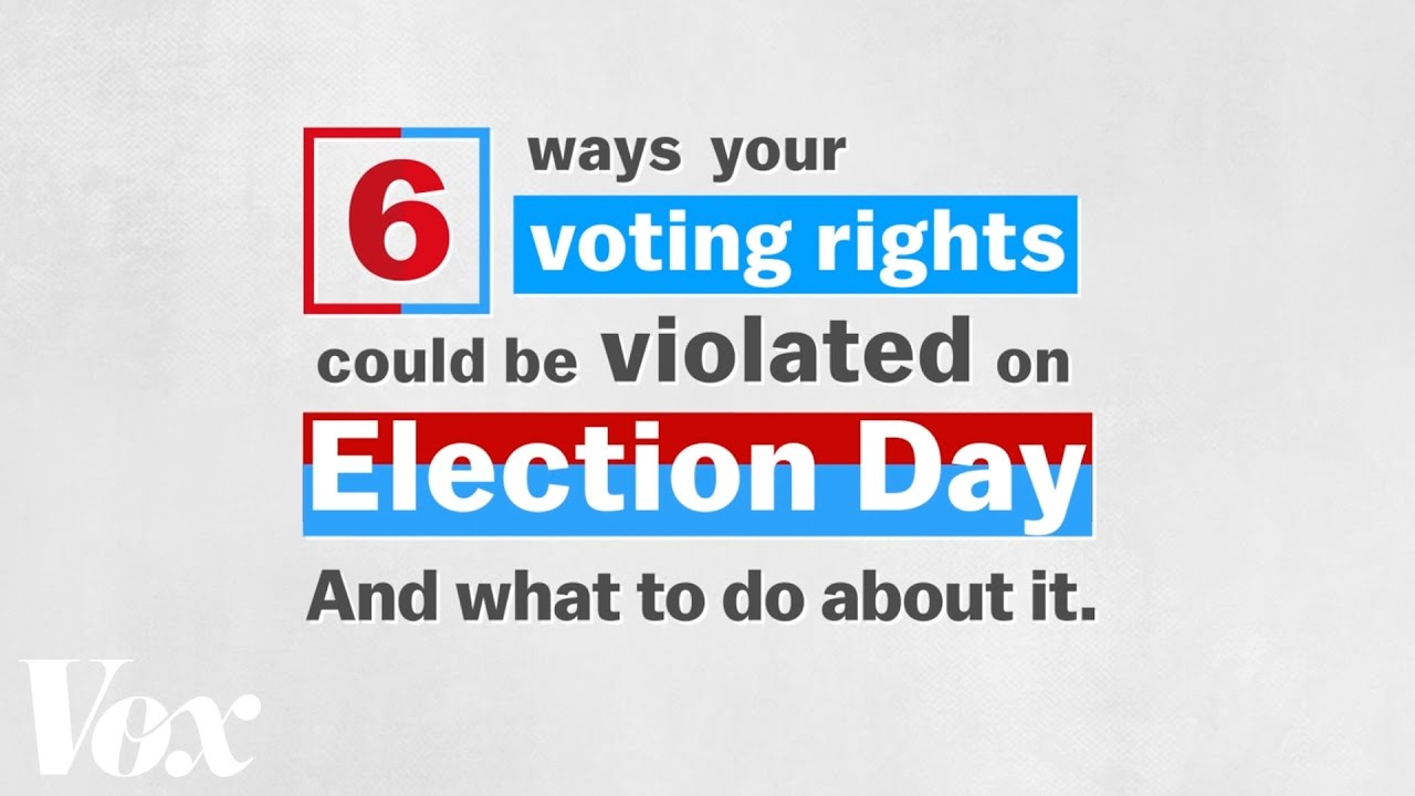 6 ways your voting rights could be violated on Election Day thumbnail