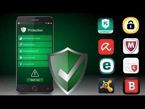 TOP 3  best antivirus for android smartphone 2018   top free best antivirus app