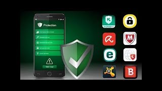 TOP 3  best antivirus for android smartphone 2018 | top free best antivirus app
