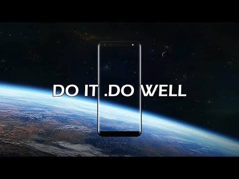 Blackview S8: DO  IT, DO WELL