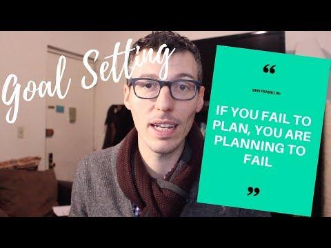 2019 Goal Setting E-Book