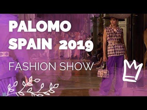 Desfile completo Palomo Spain - MBFWM Primavera/Verano 2019