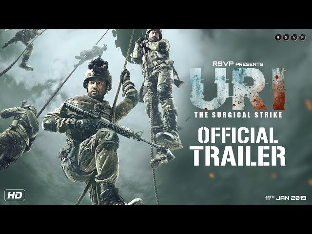Yami Gautam on working with Vicky Kaushal in Uri and how she prepared for her role as an intelligence officer