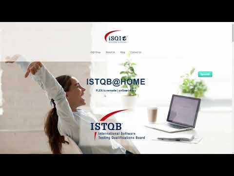 How to take ISTQB exam online from home - YouTube