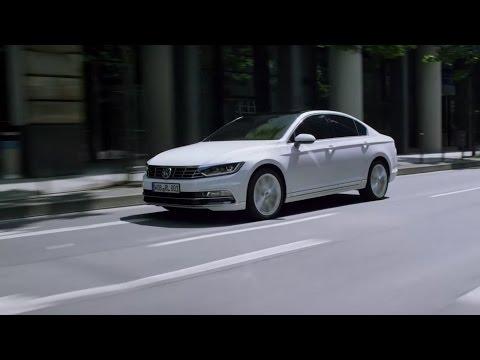 Volkswagen Passat Variant Универсал класса D - рекламное видео 2