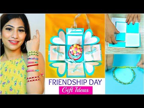 FRIENDSHIP DAY DIY Gift Ideas ..   #Teenager #BFF #Anaysa #DIYQueen