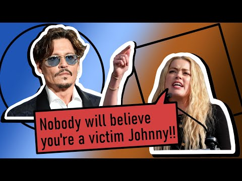 Amber Heard tells Johnny Depp in phone call nobody will ever believe he was the victim of domestic violence.