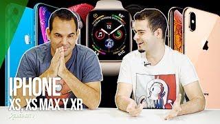 ¿Son los nuevos iPhone Xs,  Xs MAX y Xr los mejores smartphones que puedes comprar?