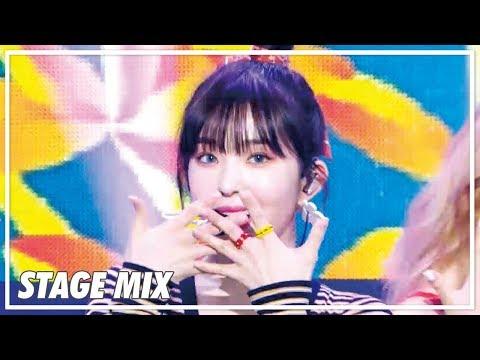 레드벨벳 (Red Velvet) - 음파음파 (Umpah Umpah) 교차 편집 (Stage Mix) @Show Music Core