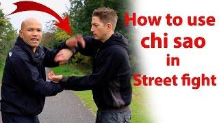 How To Use Wing Chun Chi Sao In Street Fight