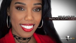 Youtube Video Miss Atlanta Georgia Gets NO DENTIST Dental Veneers Smile Makeover by Brighter Image Lab
