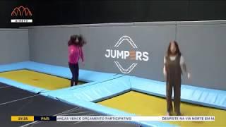 Cidade do Porto já tem parque de trampolins para todas as idades