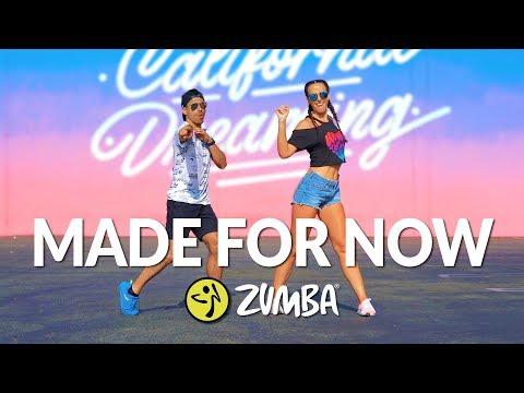 """MADE FOR NOW"" - Janet Jackson, Daddy Yankee / Zumba® choreo by Alix & Jhon Gonzalez"