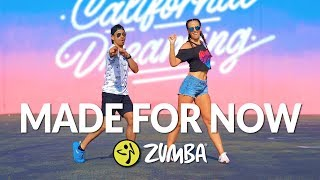 """MADE FOR NOW""   Janet Jackson, Daddy Yankee  Zumba® Choreo By Alix & Jhon Gonzalez"