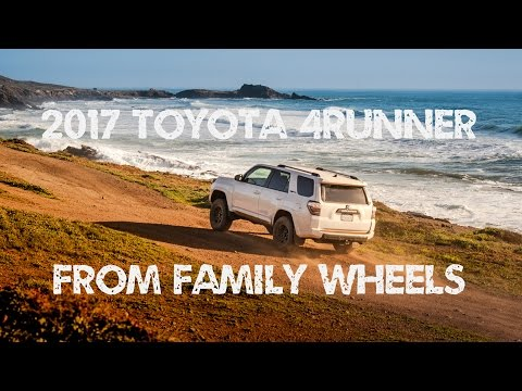 2017 Toyota 4Runner review from Family Wheels